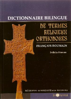 Dictionar termeni religiosi ortodocsi francez