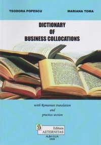 Dictionary business collocations with Romanian