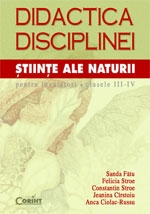 DIDACTICA DISCIPLINEI STIINTE ALE NATURII