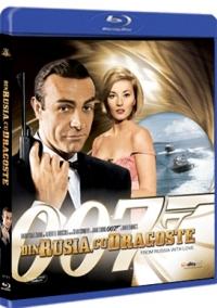 DIN RUSIA, CU DRAGOSTE (COLECTIA BOND NR. 2) (Blu-Ray)