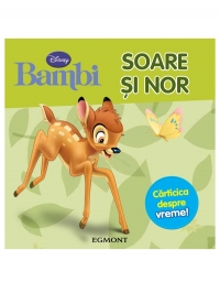 Disney Bambi Soare nor Carticica