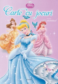 Disney Printese Carte jocuri (include