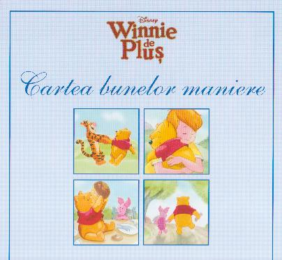 Disney Winnie Plus Cartea bunelor