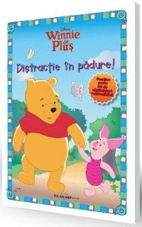 Disney Winnie Plus Distractie padure