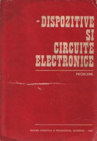 Dispozitive si circuite electronice - Probleme
