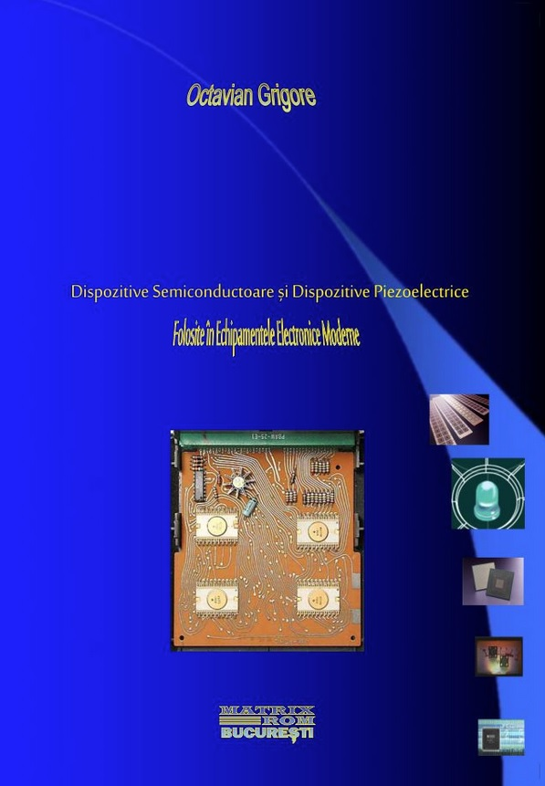 Dispozitive semiconductoare dispozitive piezoelectrice folosite