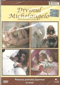 Divinul Michelangelo / The Divine Michelangelo (DVD Video)