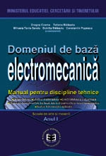 Domeniul baza Electromecanica Manual pentru