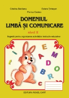 Domeniul LIMBA COMUNICARE nivel