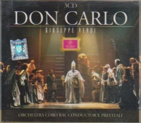 Don Carlo( 3CD )