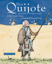 DON QUIJOTE POVESTIT PENTRU COPII