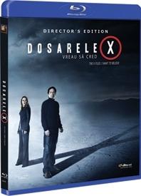 DOSARELE X: VREAU SA CRED (Blu-Ray)