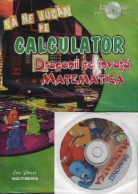 Dragonii invata matematica (CD educativ