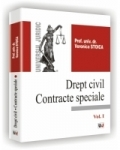 Drept civil Contracte speciale vol