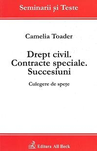 Drept civil Contracte speciale Succesiuni