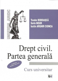 Drept civil Partea generala (actualizat