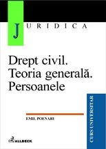 Drept civil Teoria generala Persoanele