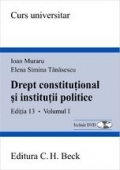 Drept constitutional institutii politice vol