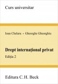 Drept international privat Editia