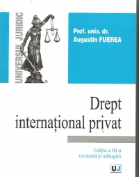Drept international privat Editia III