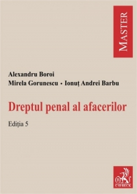 Drept penal afacerilor Editia