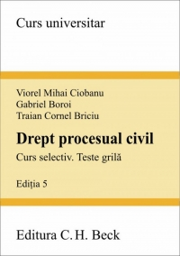 Drept procesual civil Curs selectiv