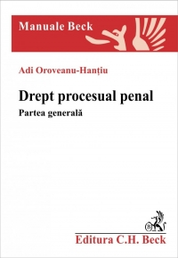 Drept procesual penal Partea generala