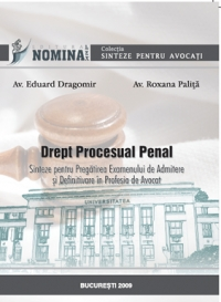 Drept procesual penal Sinteze pentru