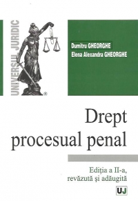 Drept procesual penal Editia revazuta