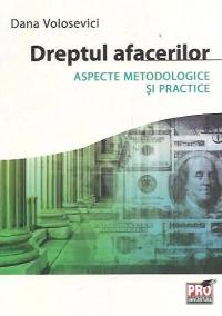 Dreptul afacerilor Aspecte metodologice practice
