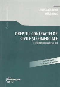 Dreptul contractelor civile comerciale reglementarea
