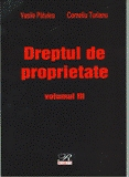 DREPTUL PROPRIETATE vol III UZUFRUCTUL