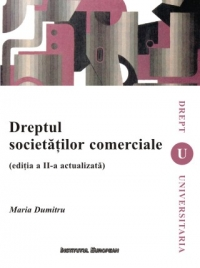 Dreptul societatilor comerciale (editia