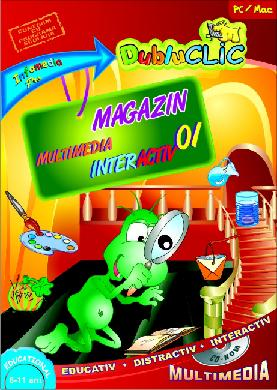 DubluClic Magazin multimedia interactiv (CD