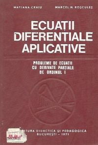 Ecuatii diferentiale aplicative Probleme ecuatii