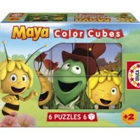 Educa Color Cubes Maya