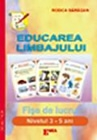 EDUCAREA LIMBAJULUI ANI (fise lucru)