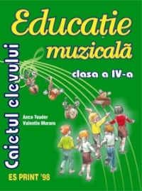 Educatie Muzicala Caietul elevului cls