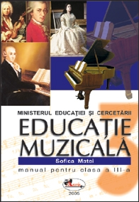 Educatie muzicala Manual pentru clasa