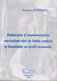 Elaborarea implementarea curriculum ului limba