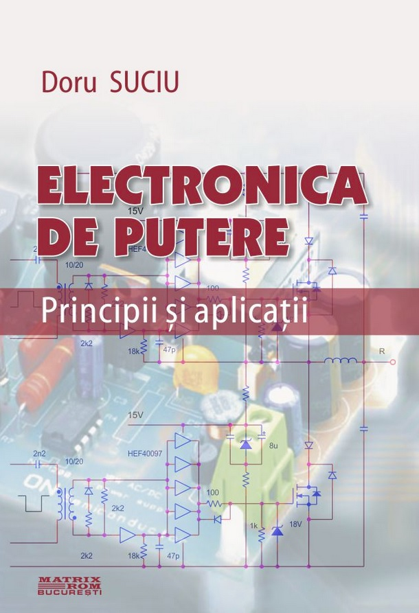 Electronica putere Principii aplicatii