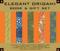 Elegant Origami Book and Gift