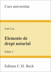 Elemente drept notarial Editia