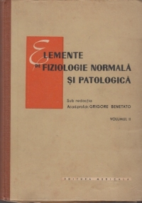 Elemente de fiziologie normala si patologica (Vol 2)