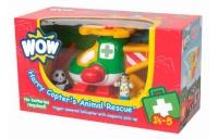 Купить 1014 Вертолет-спасатель Wow Toys.  Цена: 854 руб. в...