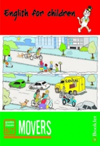 English for children MOVERS (pentru