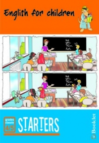 English for children - STARTERS (pentru clasele 4-5)