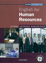 English for Human Resources Student