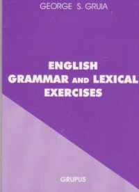 English grammar and lexical exercises