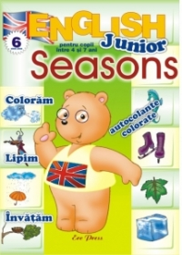 English Junior Seasons